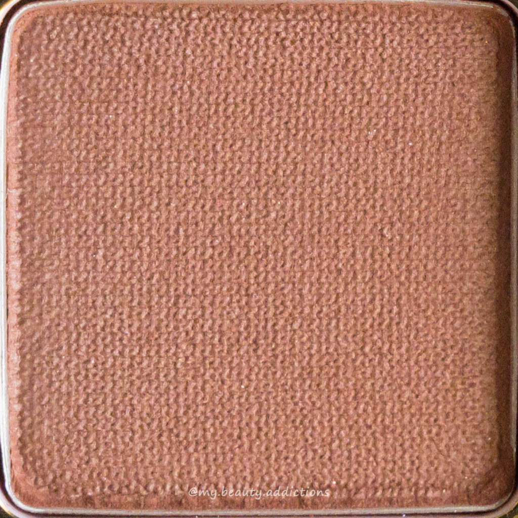 "Too Faced Sugar Cookie palette ""Burnt To A Crisp"" (matte brown)"