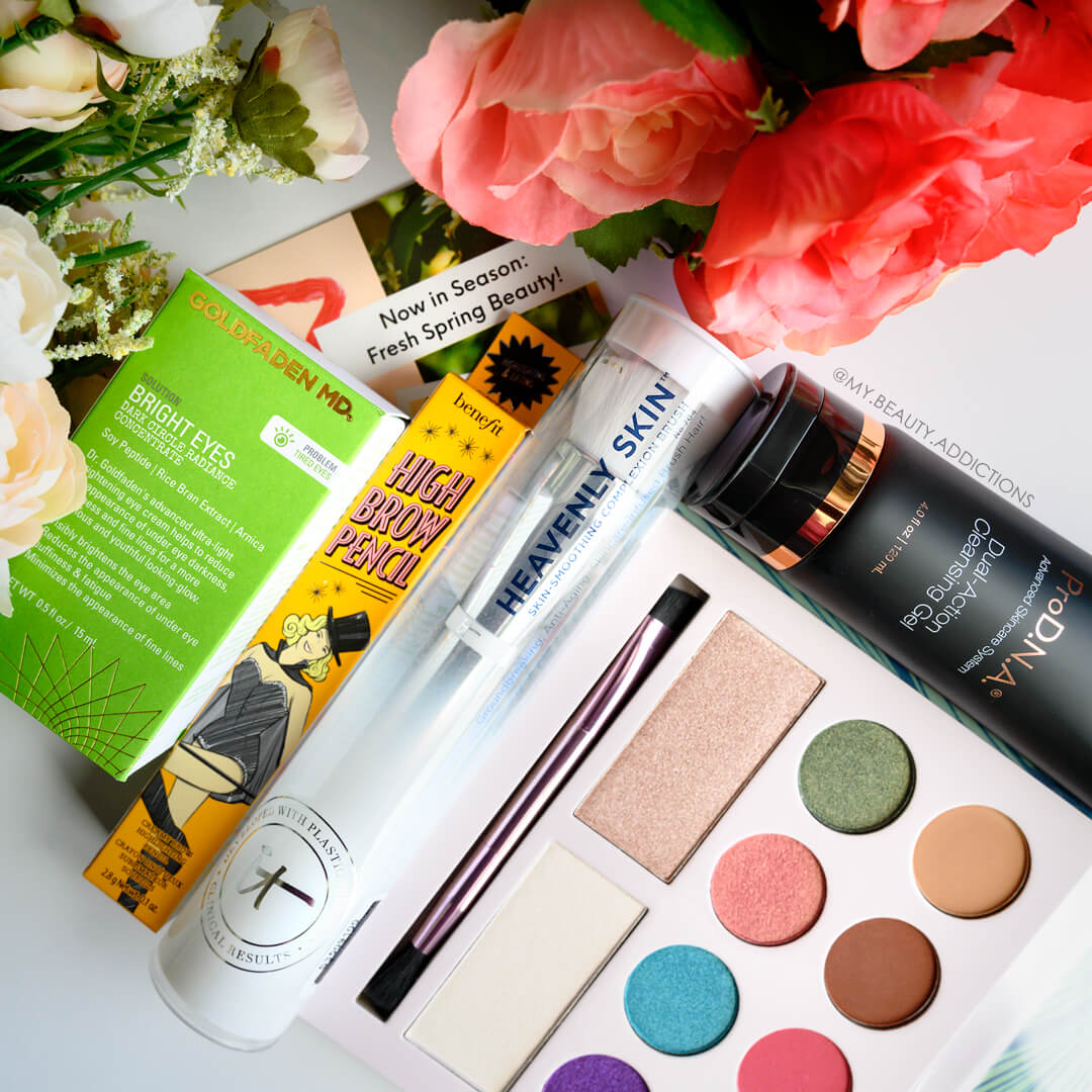 APRIL 2019 IPSY GLAMBAG PLUS | My Beauty Addictions