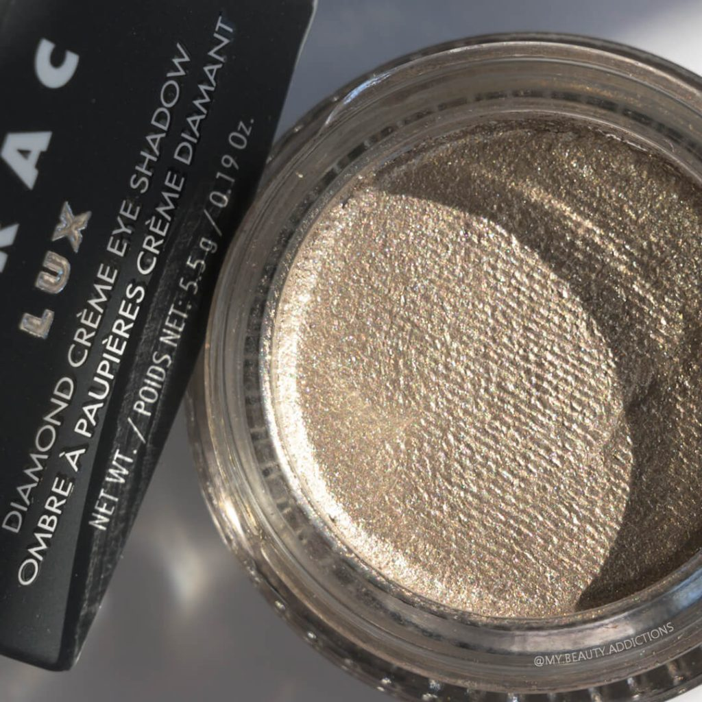 Lorac Lux Diamond Creme Eyeshadow